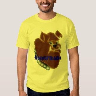 Goosfraba Bulldog Tee Shirt