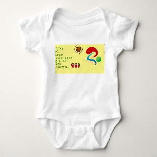 Goovy Kids Gear Slider Baby Bodysuit
