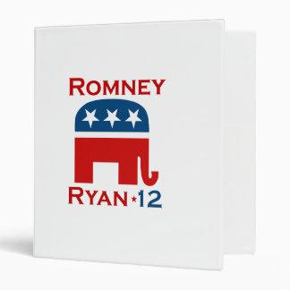 GOP 2012 DE ROMNEY RYAN