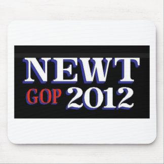 GOP 2012 del Newt Tapetes De Ratón