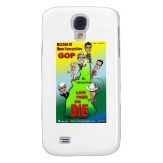 GOP Ascent of New Hampshire Galaxy S4 Case