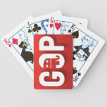 GOP BICYCLE POKER DECK