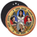 GOP Candidates for President 2016 Button