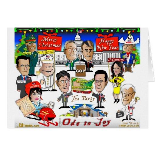 GOP Christmas Greeting Card