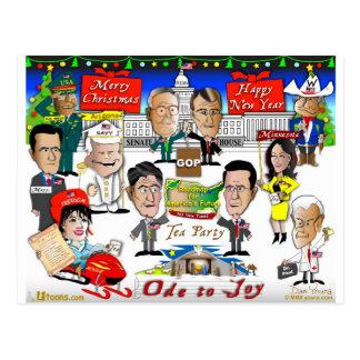 GOP Christmas Postcard