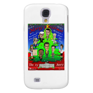 GOP Christmas Tree Galaxy S4 Cover