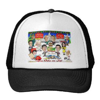 GOP Christmas Trucker Hat