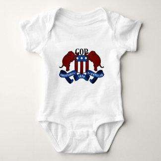 GOP Coat of Arms Baby Bodysuit