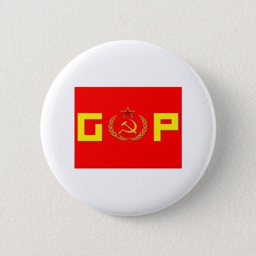 GOP Communist Button