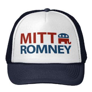 GOP de Mitt Romney Gorros