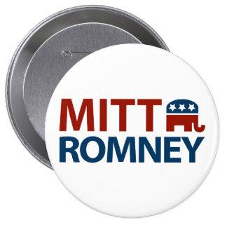 GOP de Mitt Romney Pins