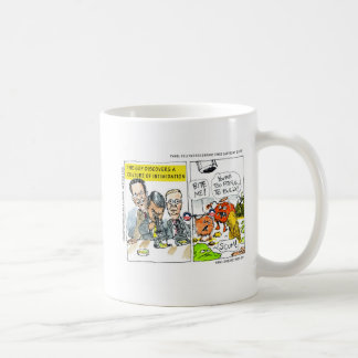 GOP Discovers Culture Of Intimidation Funny Coffee Mug