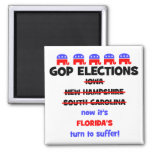 GOP elections Magnets