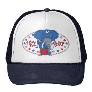 GOP Elephant 2012 Trucker Hat