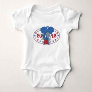 GOP Elephant 2012 T Shirt