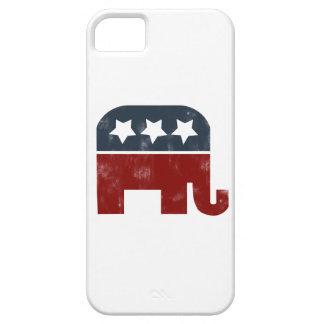 GOP elephant logo iPhone 5 Cases