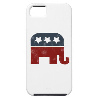 GOP elephant logo iPhone 5 Cases