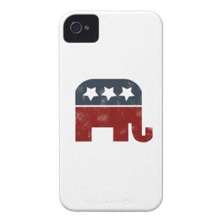 GOP elephant logo iPhone 4 Cover