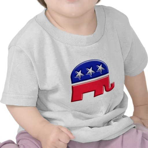 GOP Elephant Logo Shirt