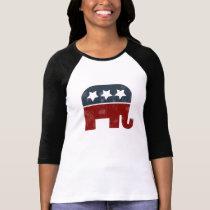 GOP elephant logo T-Shirt