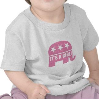 """GOP """"es las camisetas del niño de un chica"""""""
