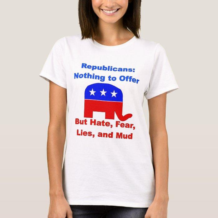 GOP Fearmongers T-Shirt