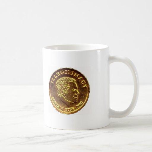 GOP: Greedy One Percent buyblue.biz Classic White Coffee Mug