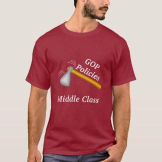 GOP Hatchet Budget T-Shirt