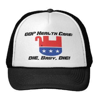 GOP Health Care Plan Trucker Hat