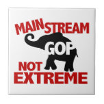 GOP is Mainstream Not Extreme Ceramic Tile