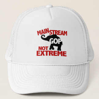 GOP is Mainstream Not Extreme Trucker Hat