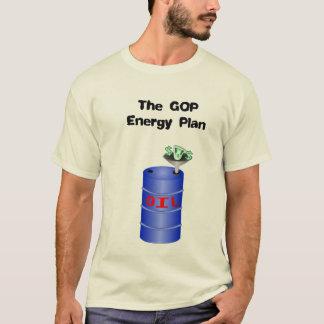 GOP Love For Oil T-Shirt