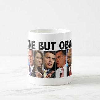 GOP Nine - 2012 Republican Primary Election Coffee Mugs