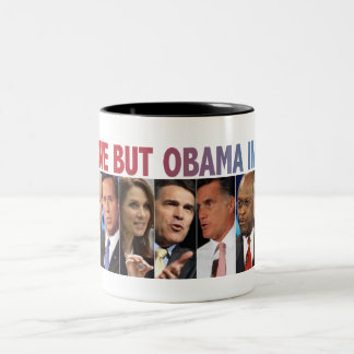 GOP Nine - 2012 Republican Primary Election Mug
