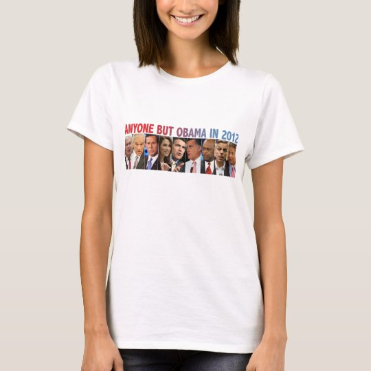 GOP Nine - 2012 Republican Primary Election T-Shirt