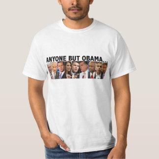 GOP Nine - 2012 Republican Primary Election Tee Shirt