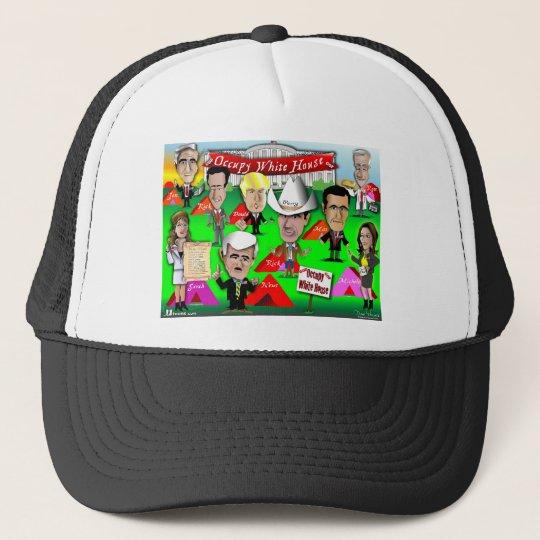 GOP Occupy White House Trucker Hat