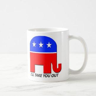 GOP on a mission Mug