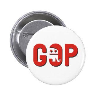 GOP PIN REDONDO 5 CM