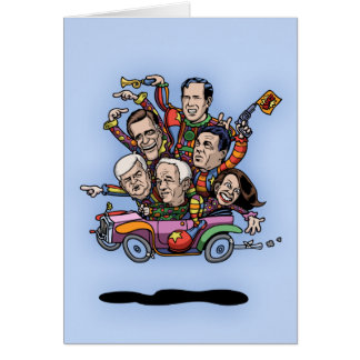 GOP Primary Car Card