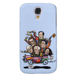 GOP Primary Car Galaxy S4 Cover