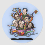 GOP Primary Car Sticker