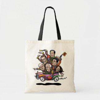 GOP Primary Car Tote Bags