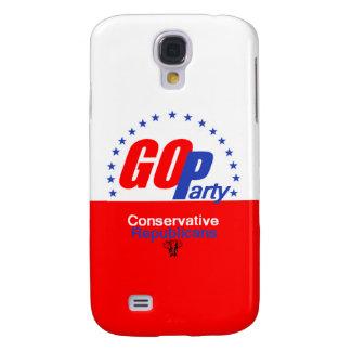 GOP REPUBLICAN SAMSUNG GALAXY S4 COVERS
