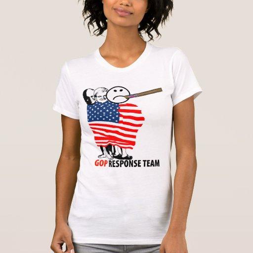 GOP Response Team T-shirts