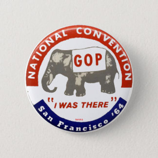 GOP SF '64 - Button