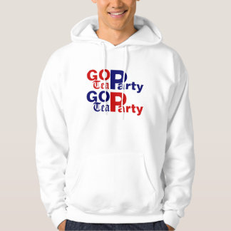 GOP Tea Party Hoodie