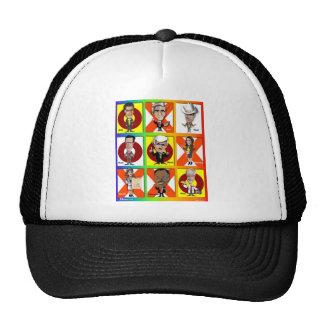 GOP Tic Tac Toe Hats