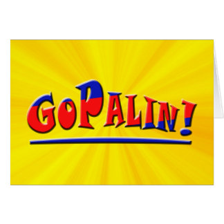 GOPALIN! CARD