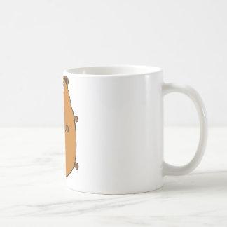 Gopher adaptable lindo taza clásica